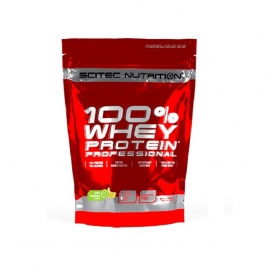 100% WHEY PROTEIN PROFESSIONAL SCITEC NUTRITION (500 ГРАММ)