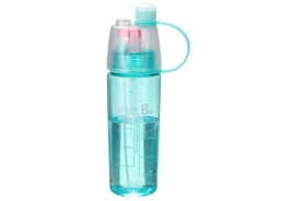 New B water bottle (with spray) 600 ml