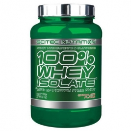 Протеин Scitec Nutrition 100% WHEY ISOLATE 700g