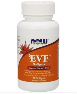 Now Foods Eve Superior Womens Multi 90 softgels