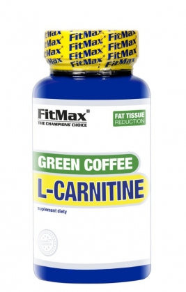 FitMax Green Coffee L-Carnitine, 90 капсул