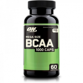 Optimum Nutrition BCAA 1000 (60 caps)