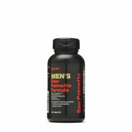 GNC Mens Saw Palmetto Formula 120 таб